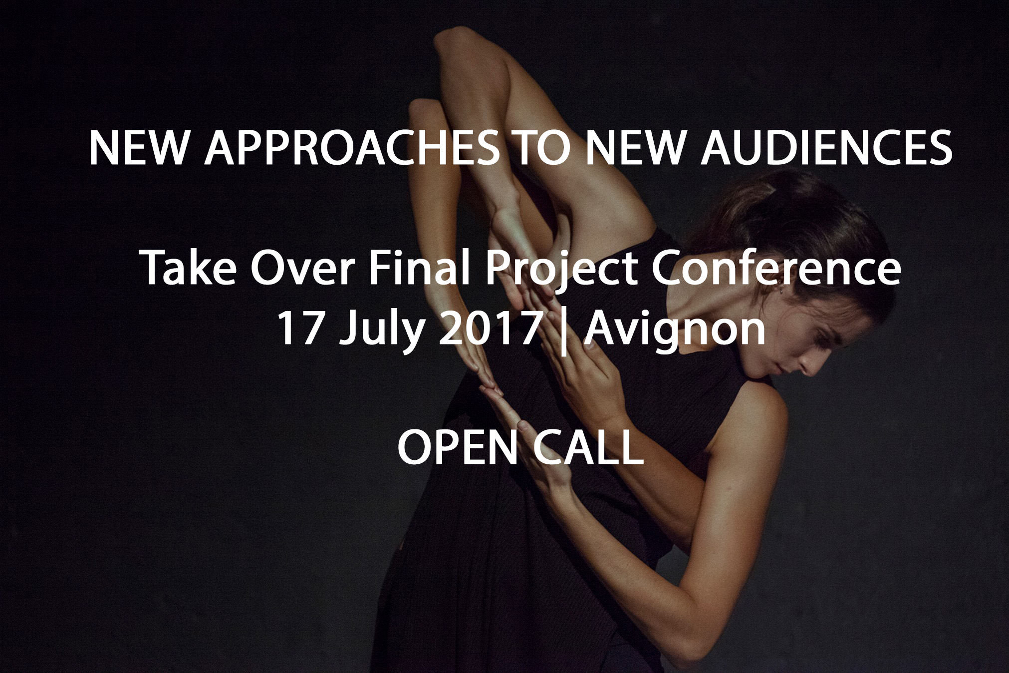 Take Over Final Project Conference - open call